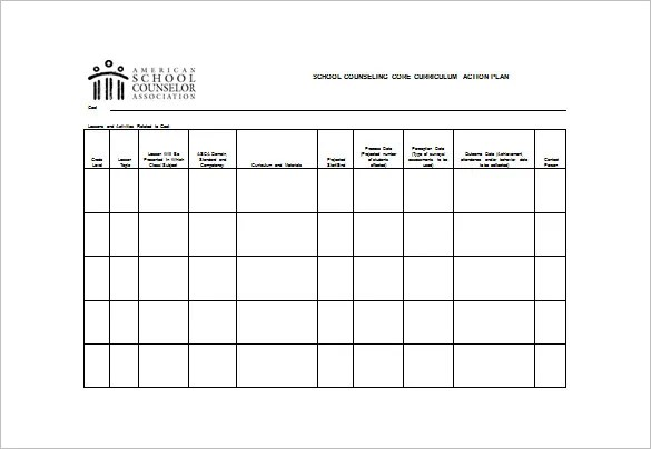 action planning template - Demireagdiffusion