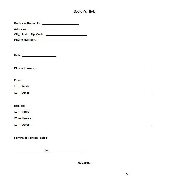 Note Templates \u2013 46+ Free Word, Excel, PDF Format Download! Free - Notes Template Word