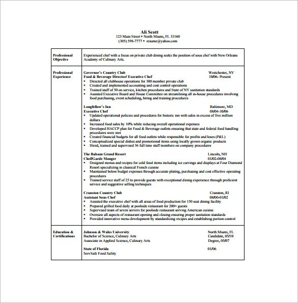 College Resume Template - 13+ Free Word, Excel, PDF Format Download - resume while in college