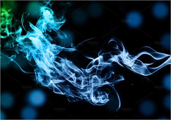 Smoke Powerpoint Template incrediblezinfo
