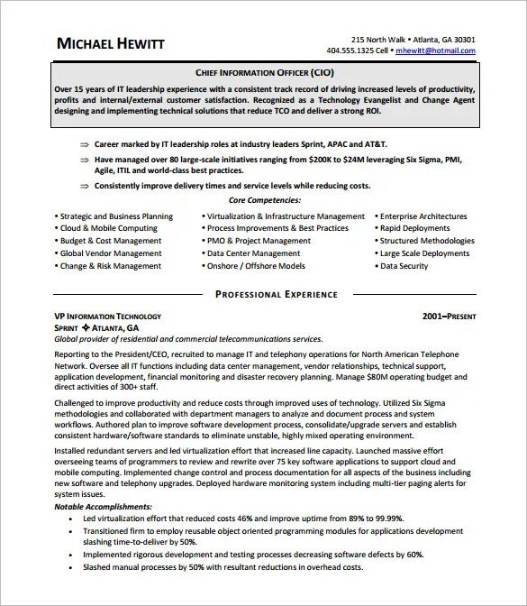 Professional online writing services Compare and contrast - operating officer sample resume