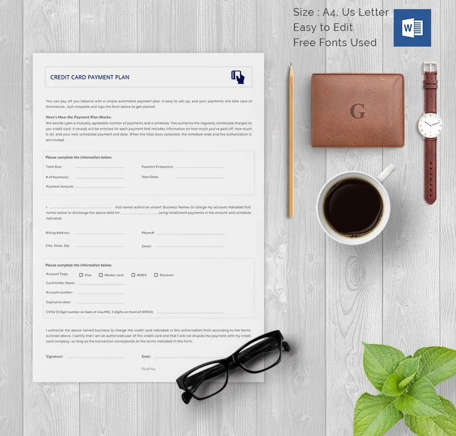 sample payment plan letter to client - Minimfagency - sample payment schedule template