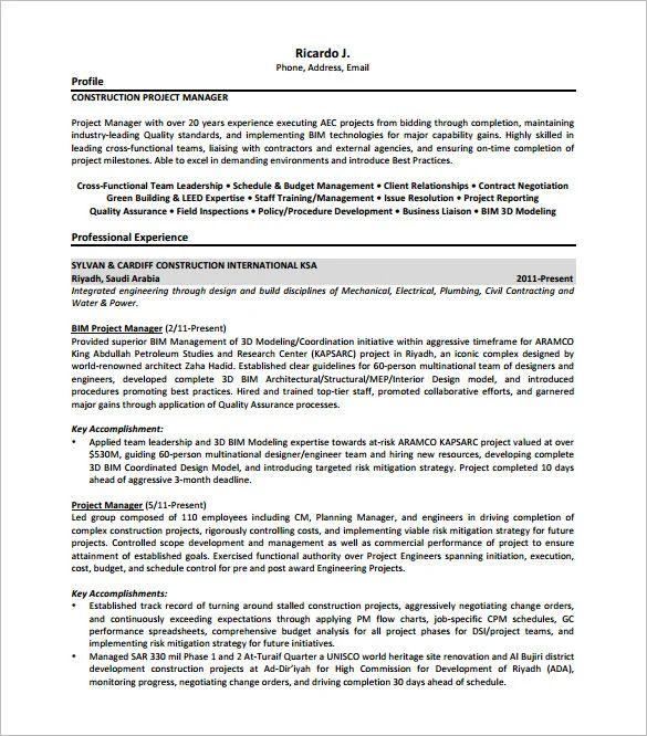 resume builder project report