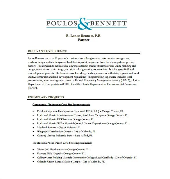 job resume samples pdf