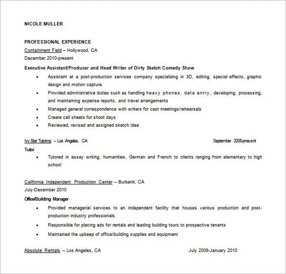 Designer Resume Template \u2013 10+ Free Word, Excel, PDF Format Download