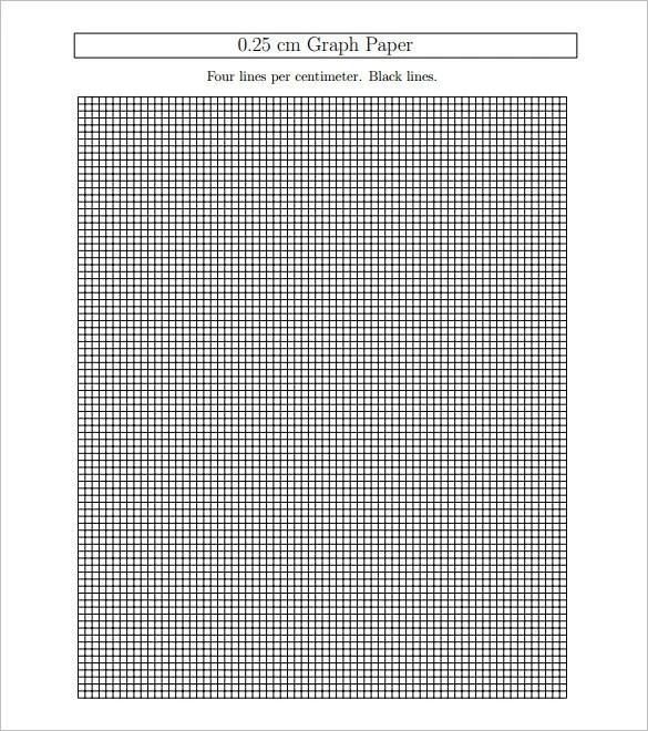 38+ Graph Paper Templates - PDF,DOC Free  Premium Templates