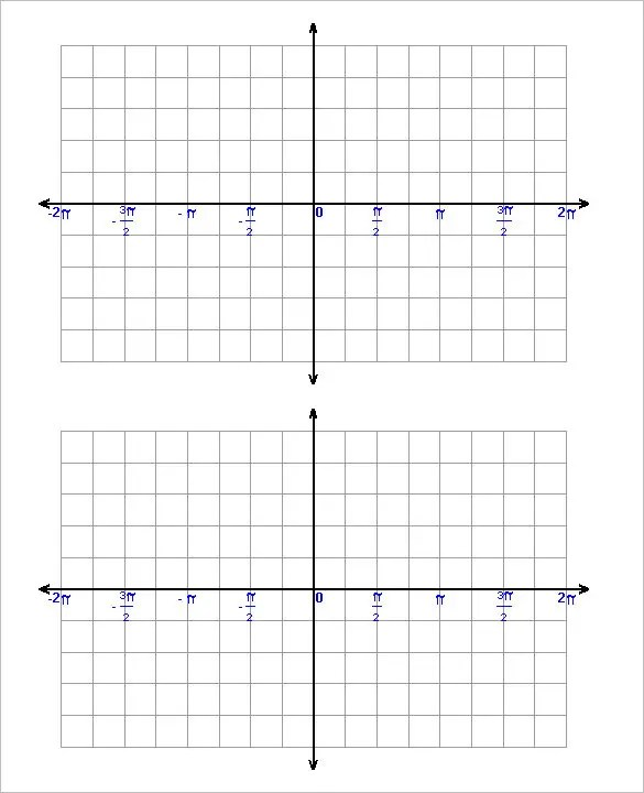 Graph Paper Template u2013 38+ Free Word, Excel, PDF Format Download - graphing paper printable template