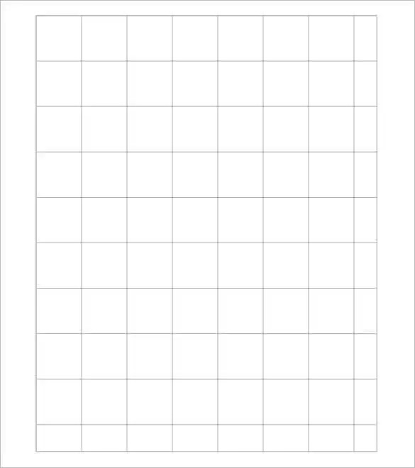 38+ Graph Paper Templates - PDF,DOC Free  Premium Templates - graph paper download word