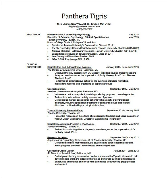 Data Analyst Resume Template - 7+ Free Word, Excel, PDF Format