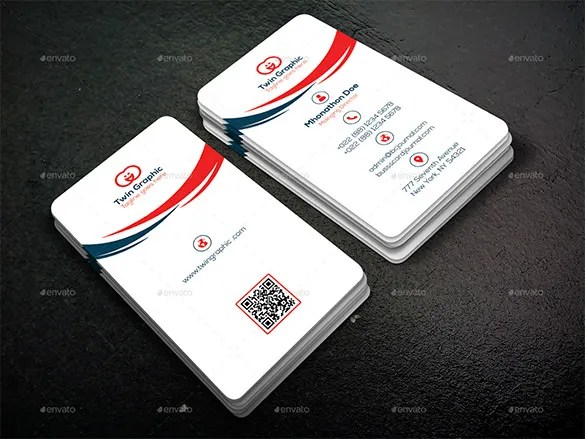 Make Business Cards Free At Home | Business Card Templates Envato