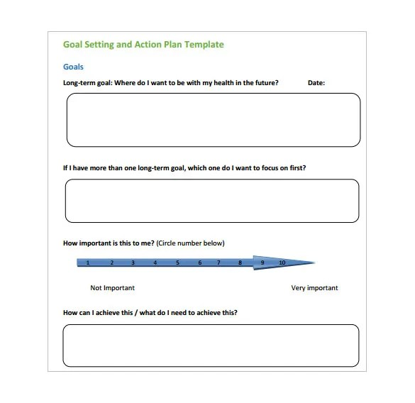 Action Plan Template - 110+ Free Word, Excel, PDF Documents Free - fall protection plan template