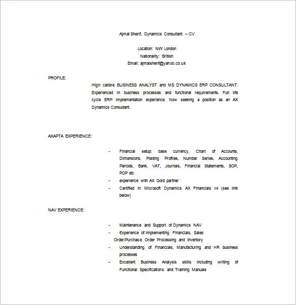 sample resume summary for leasing consultant