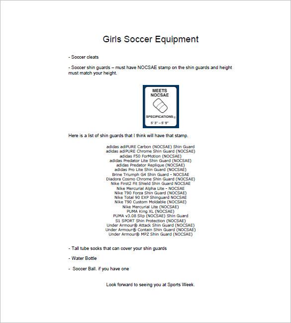Equipment List Samples Mra Lab Report Equipment List Samples - equipment list samples