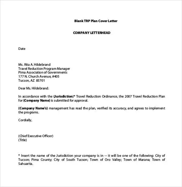 ... Free Cover Letter Template   52+ Free Word, PDF Documents Free   Travel  Consultant ...
