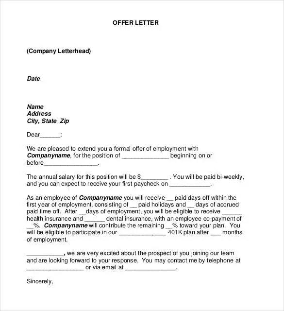 Request Letter Format Formal Letter Format Sample Of Request