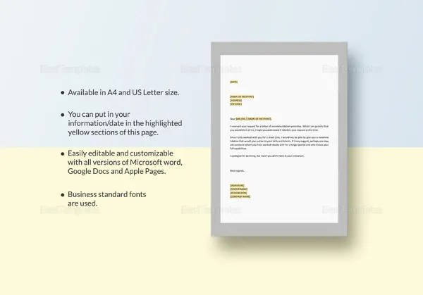 Microsoft Letter Of Recommendation Template - Arch-times - microsoft letter of recommendation template