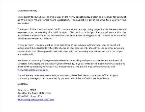 cover letter template docs