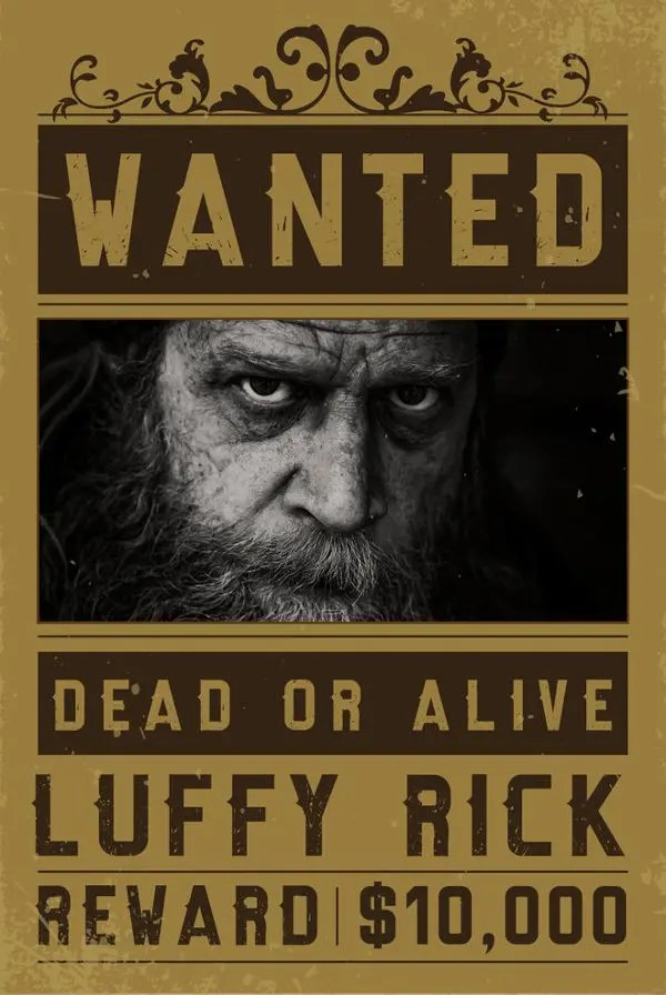 12+ One Piece Wanted Poster Templates \u2013 Free Printable, Sample - free wanted poster maker