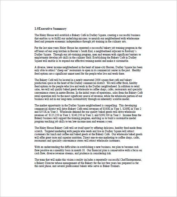 executive summary marketing plan - Ozilalmanoof - marketing proposal letter