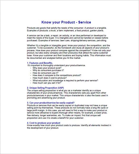 Simple Marketing Plan Template u2013 12+ Free Sample, Example, Format - marketing action plan template