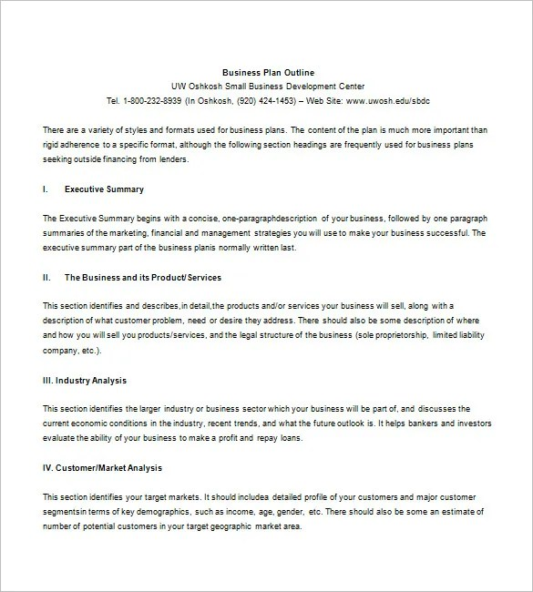 Small Business Marketing Plan Template - 13+ Free Sample, Example - Small Business Plan