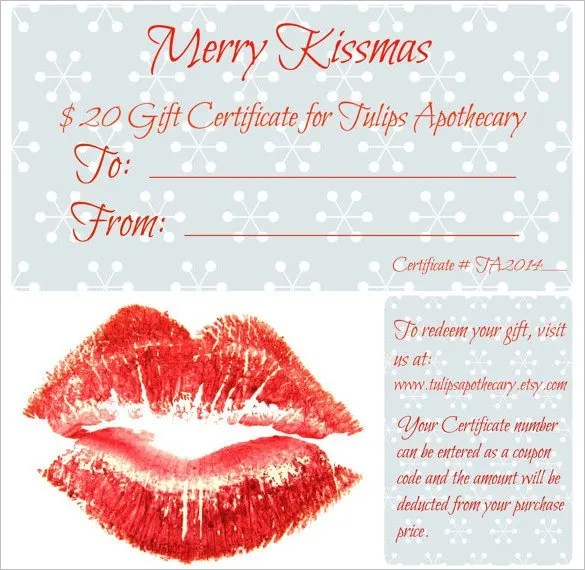 christmas gift certificate template word 102 Christmas gift - christmas certificates templates for word
