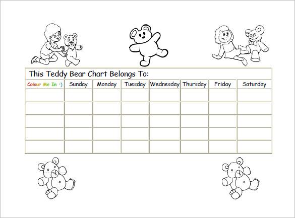 13+ Reward Chart Template - Free Sample, Example, Format Download