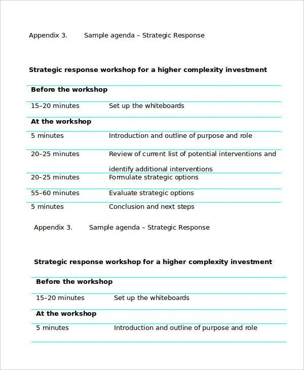workshop outline template - Ukranagdiffusion
