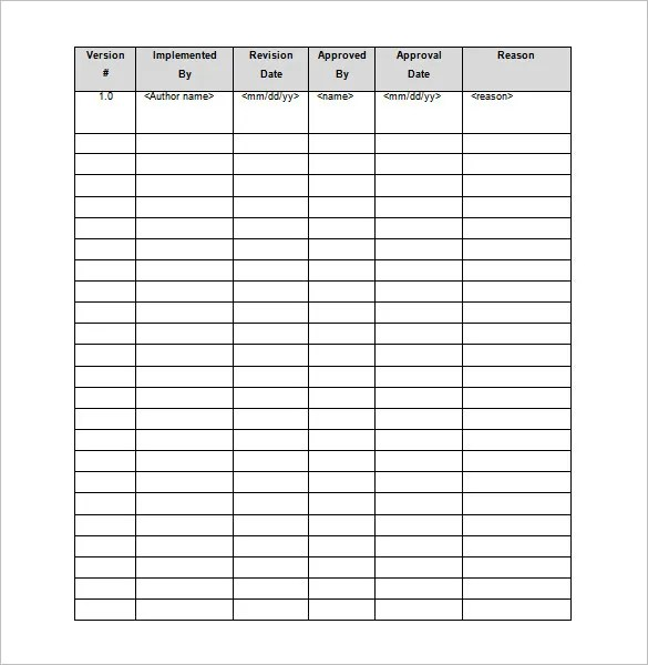 Project Schedule Template - 12+ Free Sample, Example Format Download