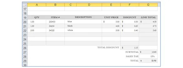 How to Create Receipts in Excel Free  Premium Templates - How Do You Make A Receipt