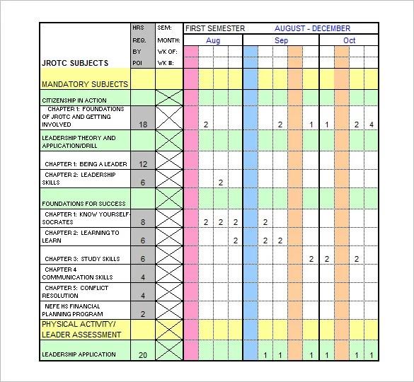 training calendar format for employees - Josemulinohouse