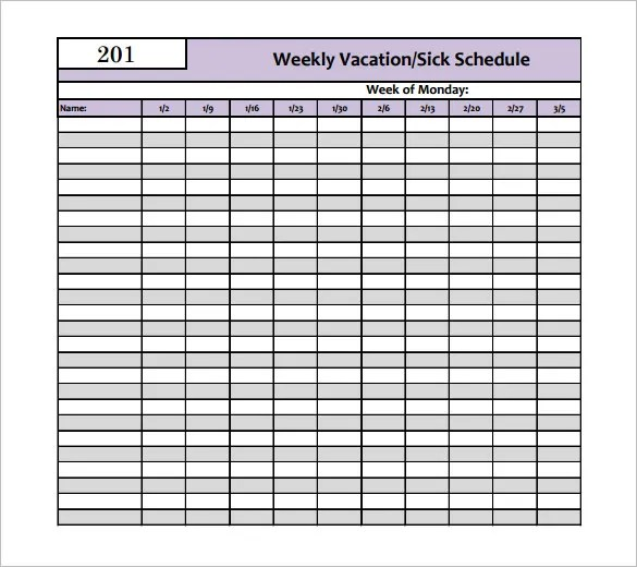 Holiday Calendar Template Microsoft | Cv Writing Personal Interests