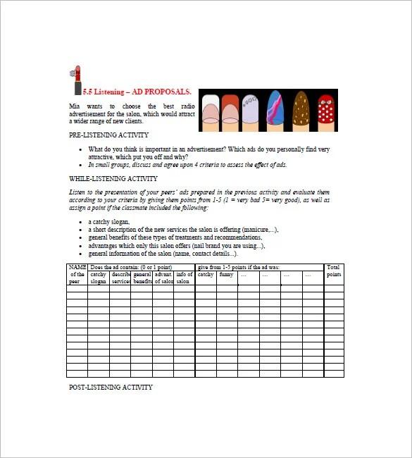 Price List Template \u2013 10+ Free Sample, Example, Format Download - price list sample