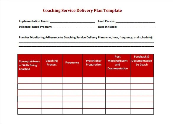 Delivery Schedule Templates u2013 14+ Free Sample, Example Format - event timetable template