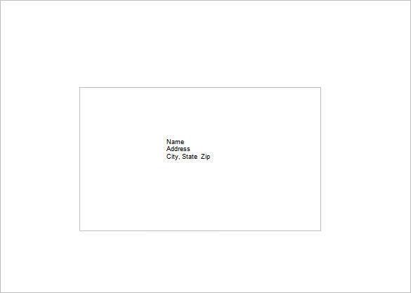 Envelope Template u2013 68+ Free Printable PSD, PDF, EPS, Word, Excel - sample money envelope template
