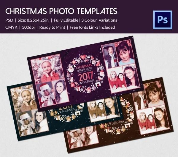 41+ Christmas Photo Templates - Free PSD, AI, Illustraion, PDF
