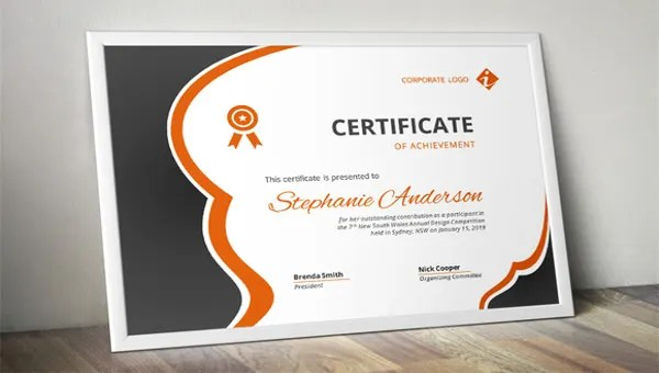 Business Gift Certificate Template \u2013 11+ Free Word, PDF Documents