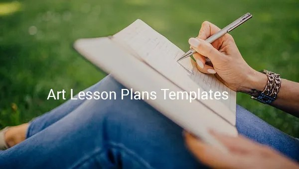 Art Lesson Plan Template - 12+ Free PSD, Word Format Download