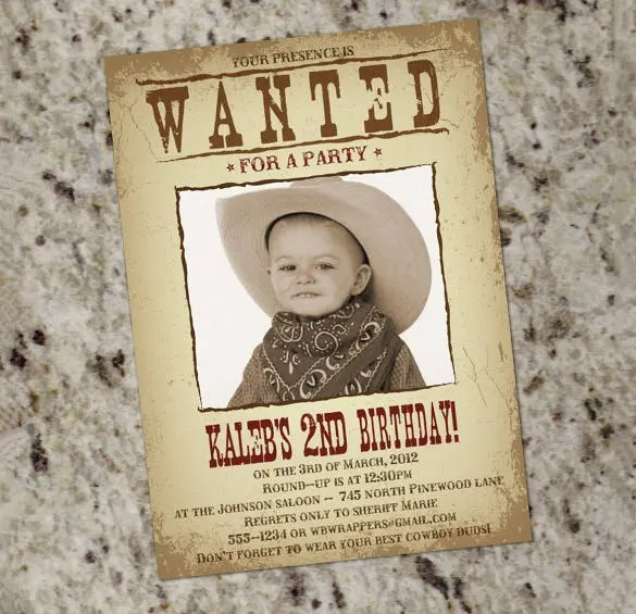 Wanted Poster Template Free  Premium Templates - free wanted poster template for kids
