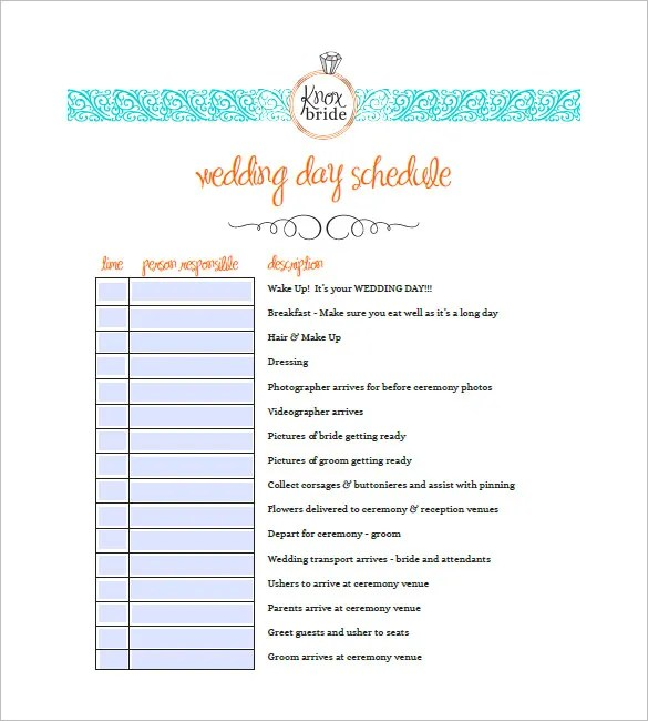 10+ Event Agenda Templates - Free Sample, Example, Format Download - event agenda template word