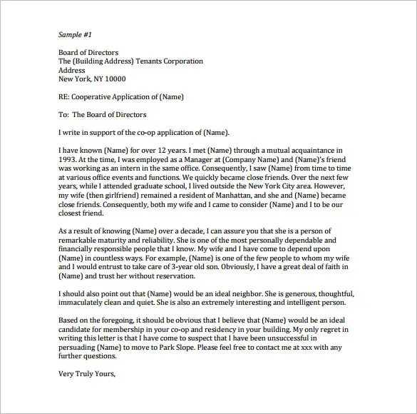 10+ Personal Letter of Recommendation \u2013 Free Sample, Example Format - Personal Recommendation Letter