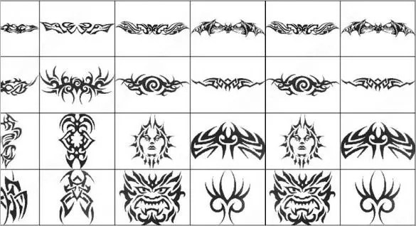 307+ Photoshop Tattoo Brushes \u2013 Free ABR, PSD, EPS Format Download