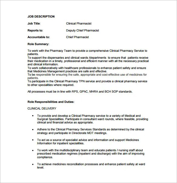 Entry Level Pharmacy Technician Resume. 8491099 Healthcare Medical