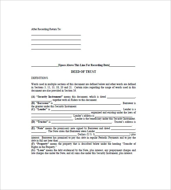 Promissory Note Texas \u2013 8+ Free Word, Excel, PDF Format Download