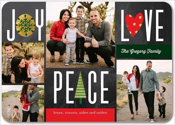 150+ Christmas Card Templates \u2013 Free PSD, EPS, Vector, AI, Word - free xmas card template