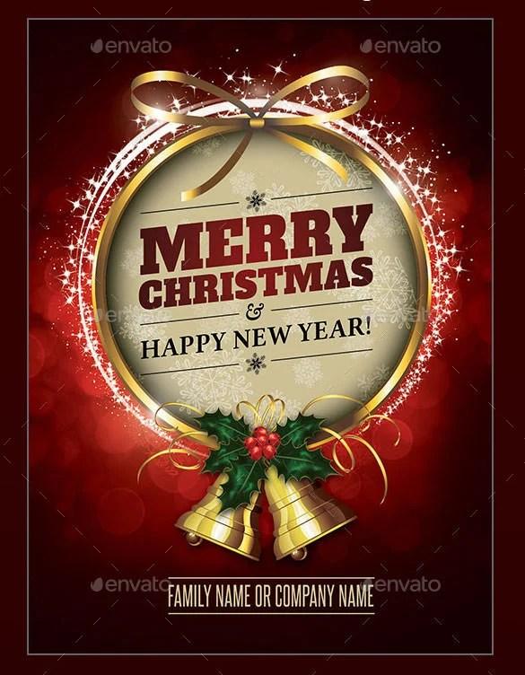 150+ Christmas Card Templates \u2013 Free PSD, EPS, Vector, AI, Word