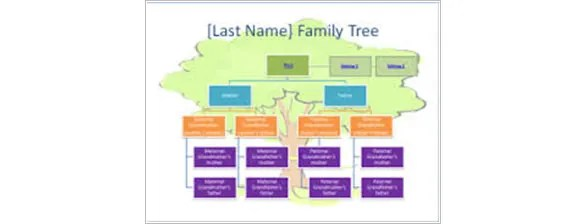 How to Create a Family Tree in PowerPoint \u2013 Tutorial Free