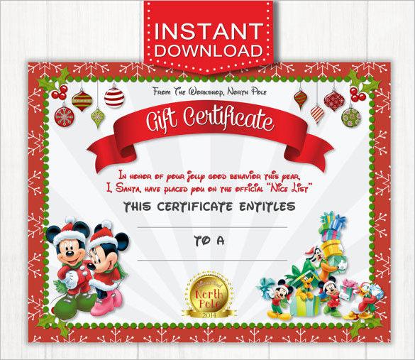 gift card format - Romeolandinez - gift voucher format sample
