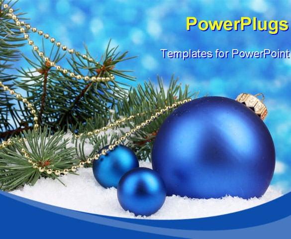 58+ Christmas PowerPoint Templates \u2013 Free AI, Illustrator, PSD, PPTX - christmas powerpoint template