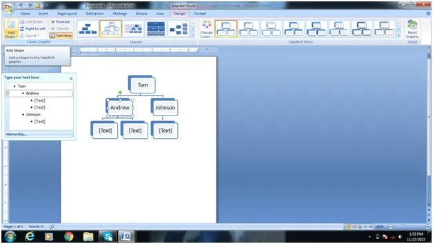 How to Create a Family Tree in Microsoft Word \u2013 Tutorial Free
